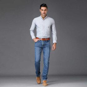 17deee5ff87 2018 мужские джинсы Utr легкие тонкие модные брендовые джинсы ...