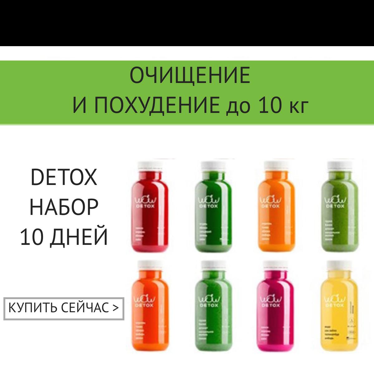 Детокс Напитки Для Похудения Отзывы.