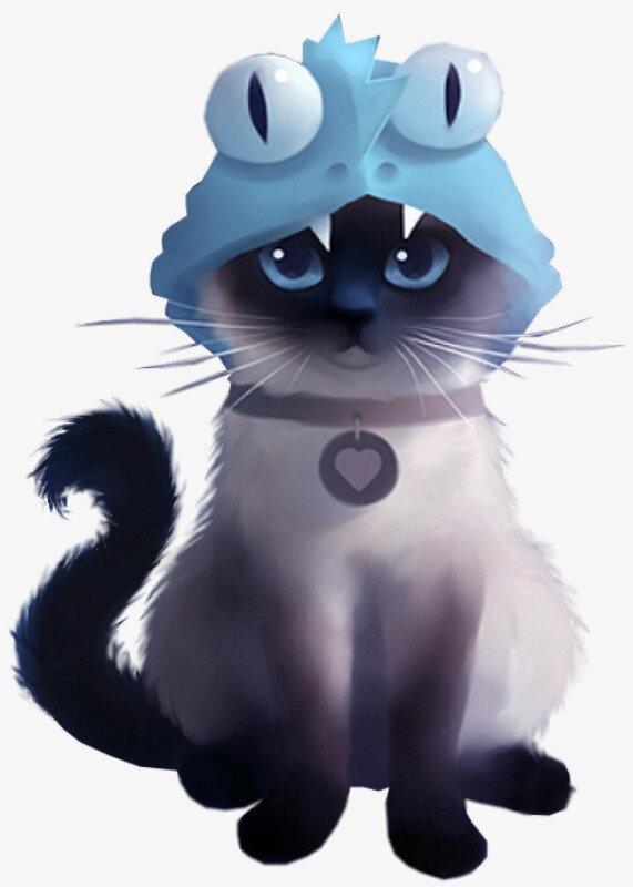 Картинки кот из мультиков