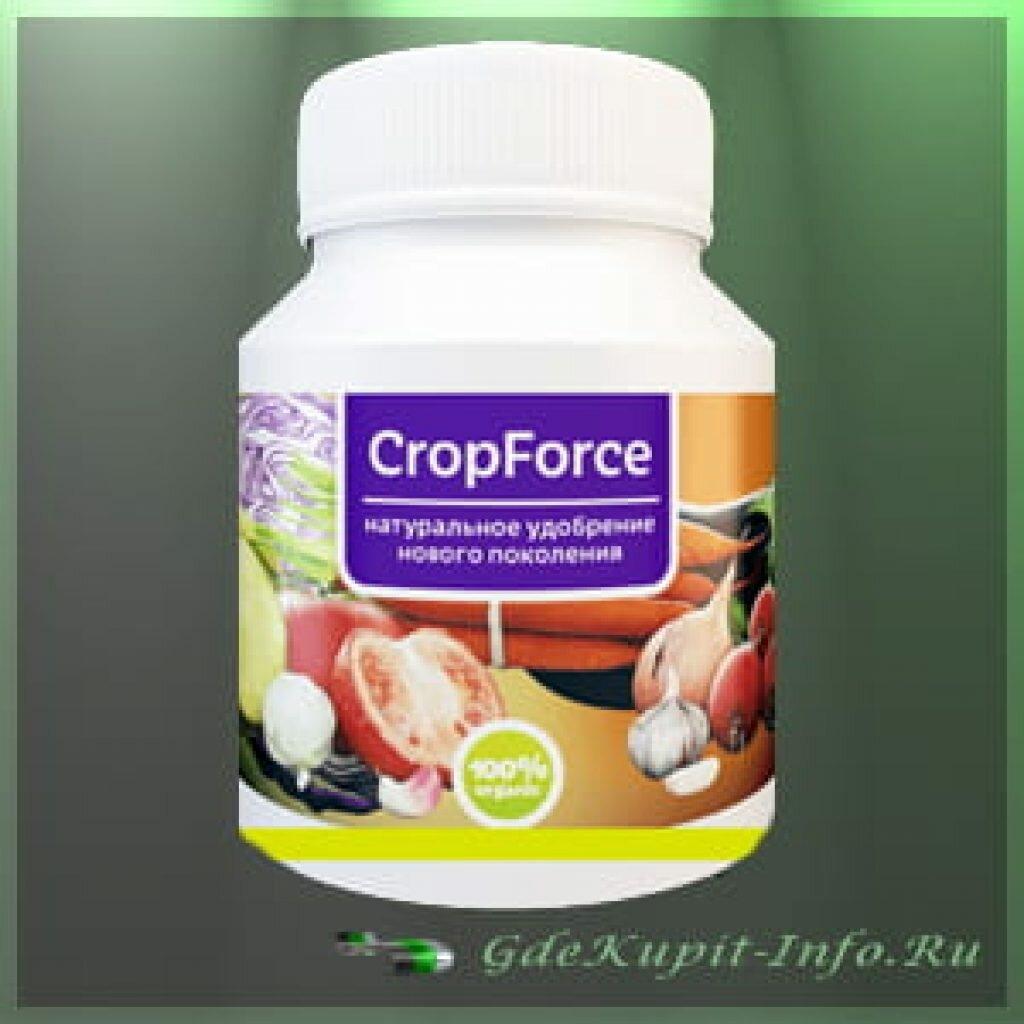 Биоудобрение CropForce в Артёме