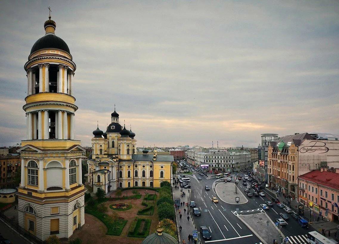 Красивые фото владимирской площади в петербурге