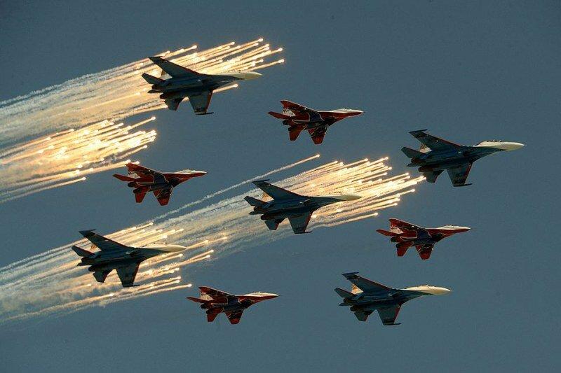 Военно-воздушный флот российской
