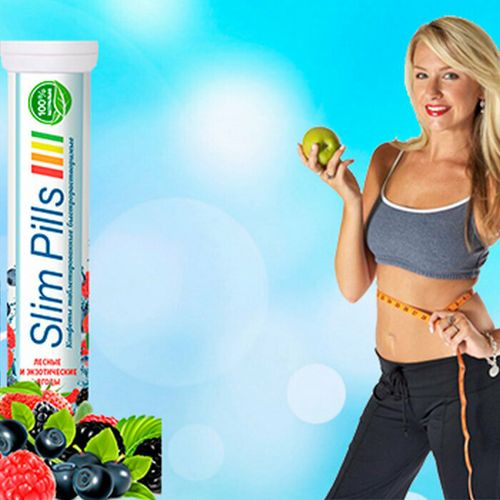 SlimPills для похудения в Омске