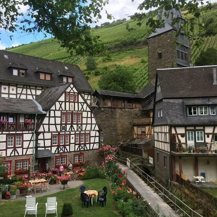 Картинки деревня германия