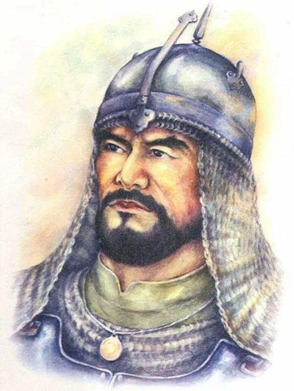 Картинки казахские батыры