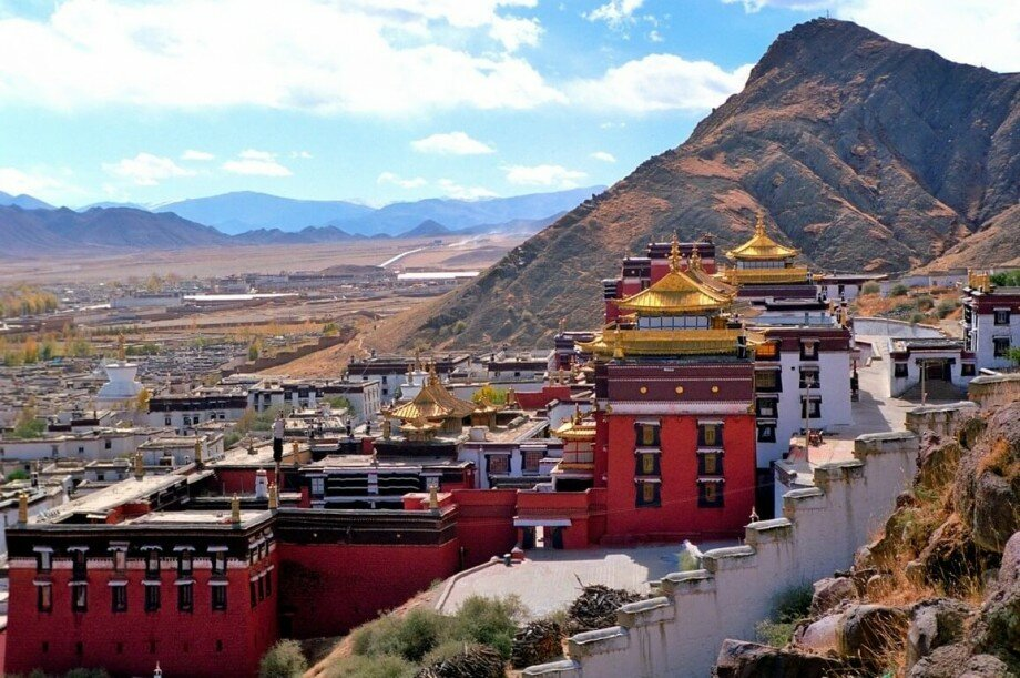 Картинки с тибетом