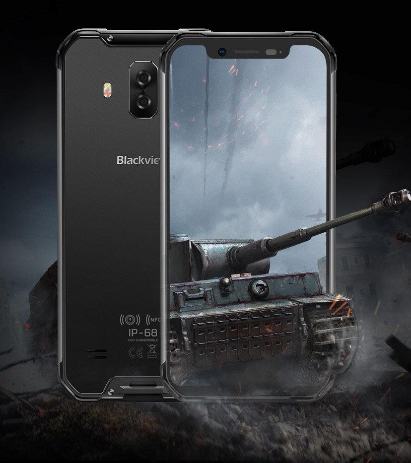 Сверхпрочный смартфон Blackview BV9600 Pro
