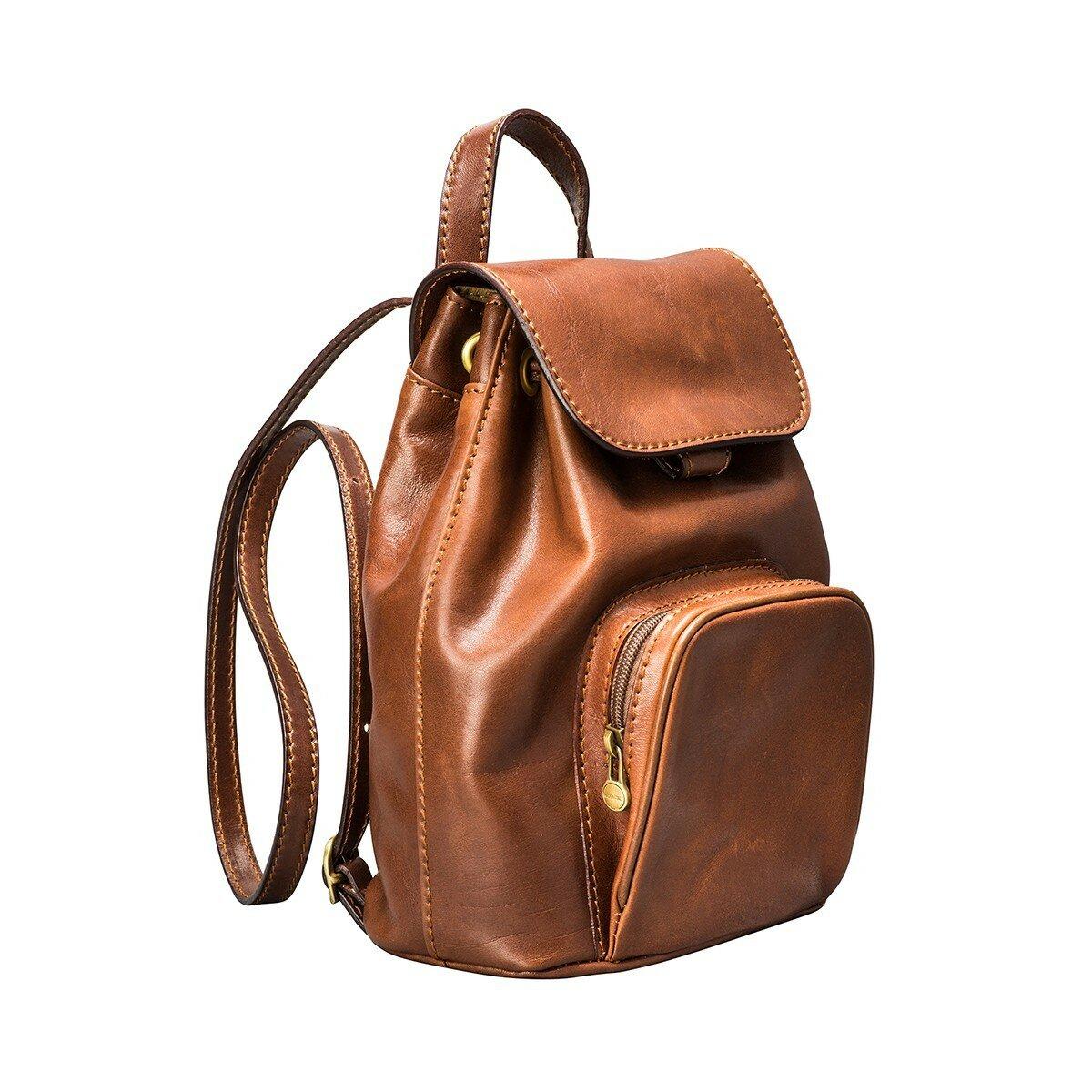 De palis - кожаный рюкзак в Луцке