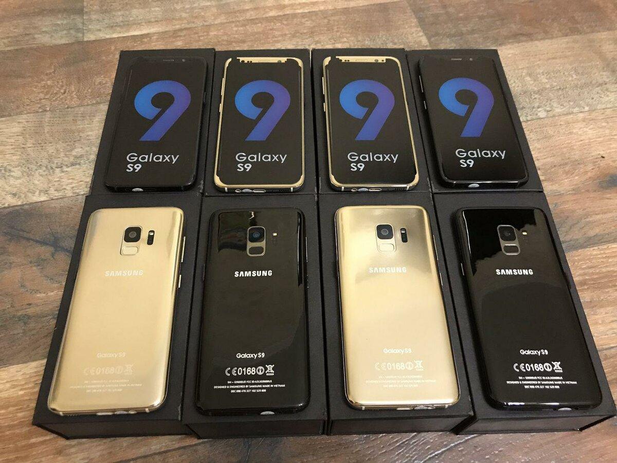 Копия Samsung Galaxy S9 Plus в Аксу