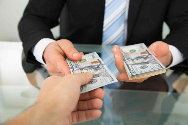 Взять деньги по договору займа