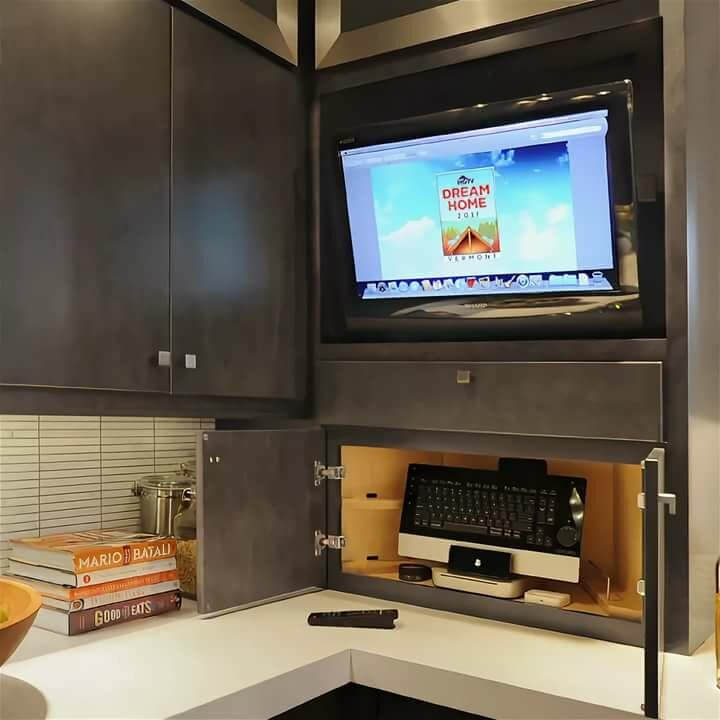 для телевизор в кухне картинки этом разделе