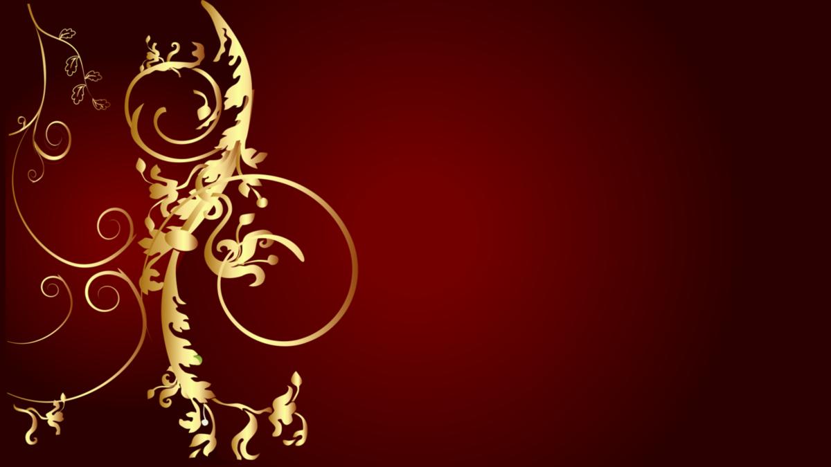 роспись поэтапное картинки бордовые с золотыми карты