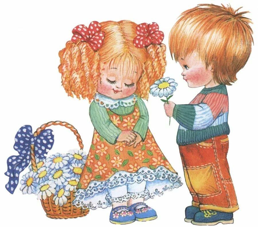 Картинки для детей с 8 марта, картинки фон сестра