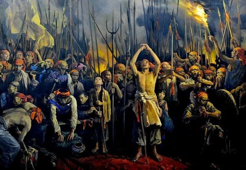 Самые крупные войны в истории человечества (даты, события)
