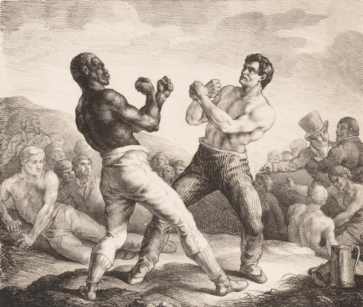 6 августа 1889 года проведен последний бой боксеров без перчаток