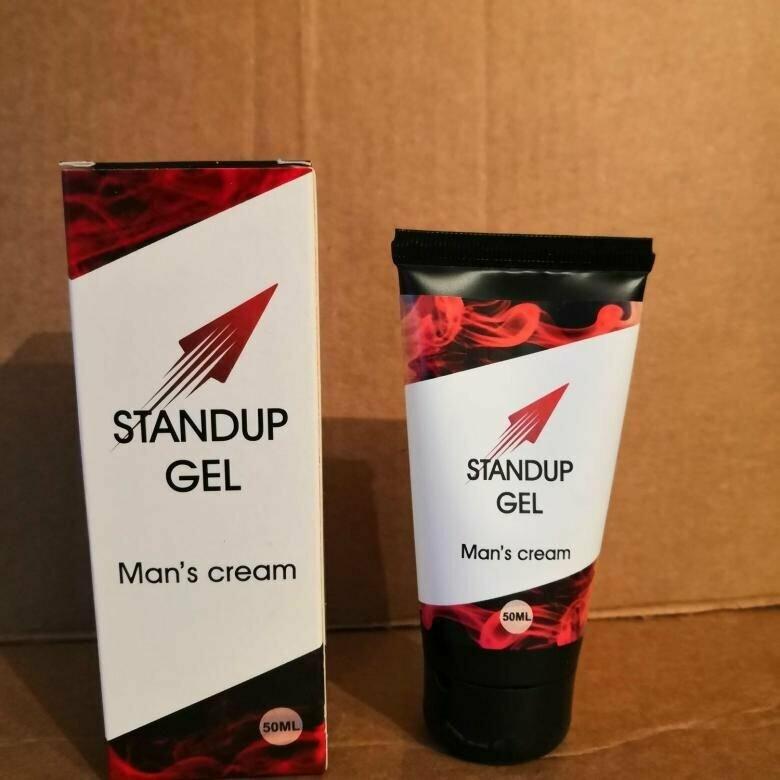 StandUp Gel мужской крем в Мелитополе