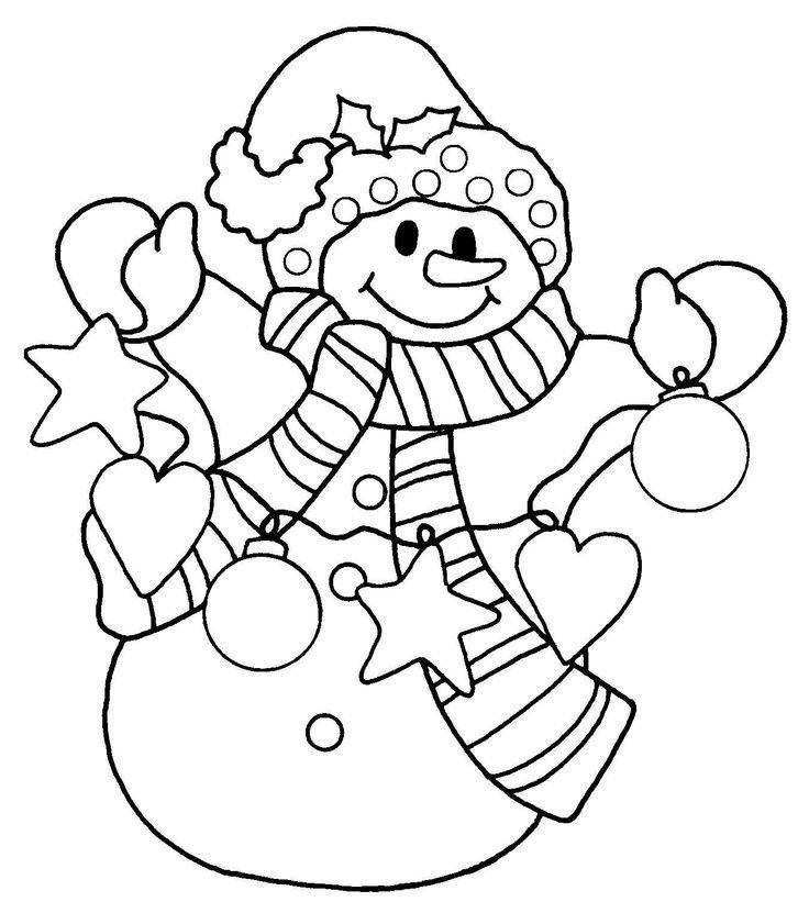 Картинка цветная и черно белая в файле новогодняя