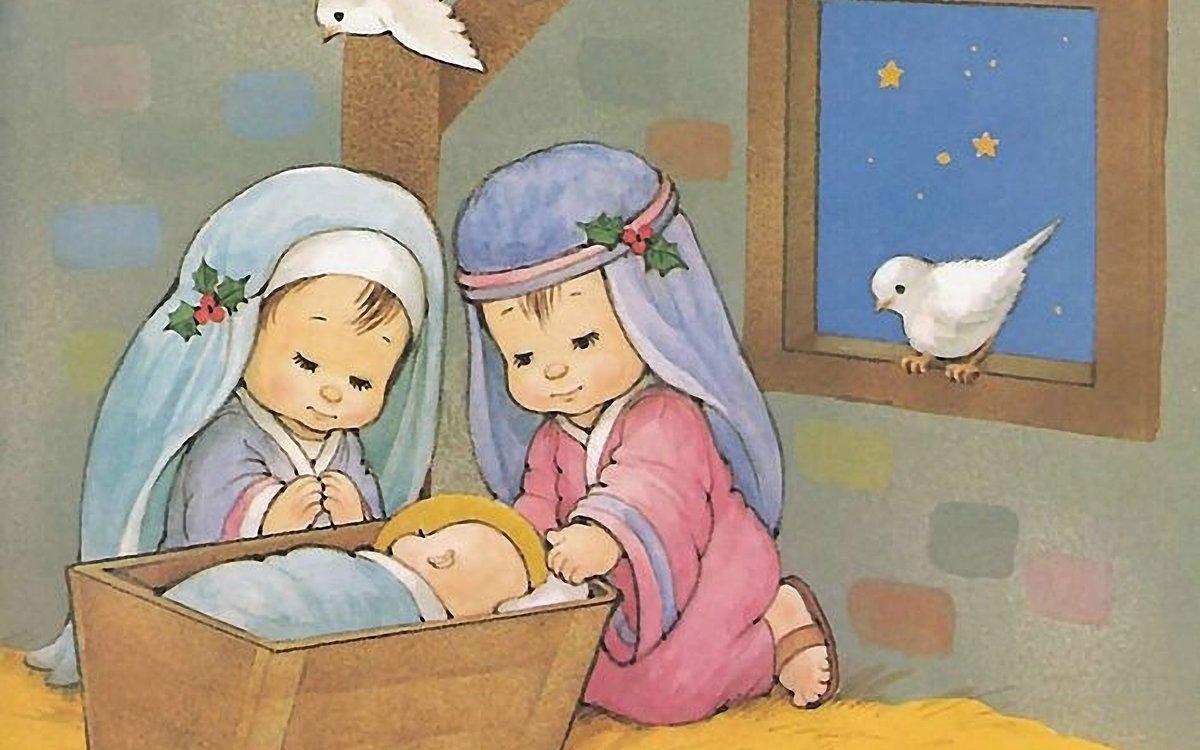 Картинки для детей к рождеству, картинки