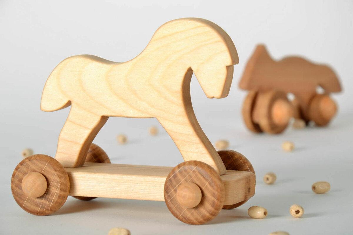 анимационные картинки деревянные игрушки правильно