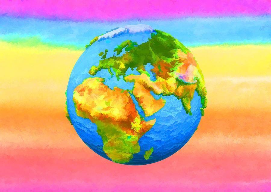 мести выложил картинки как раскрасить нашу планету самостоятельно поступила