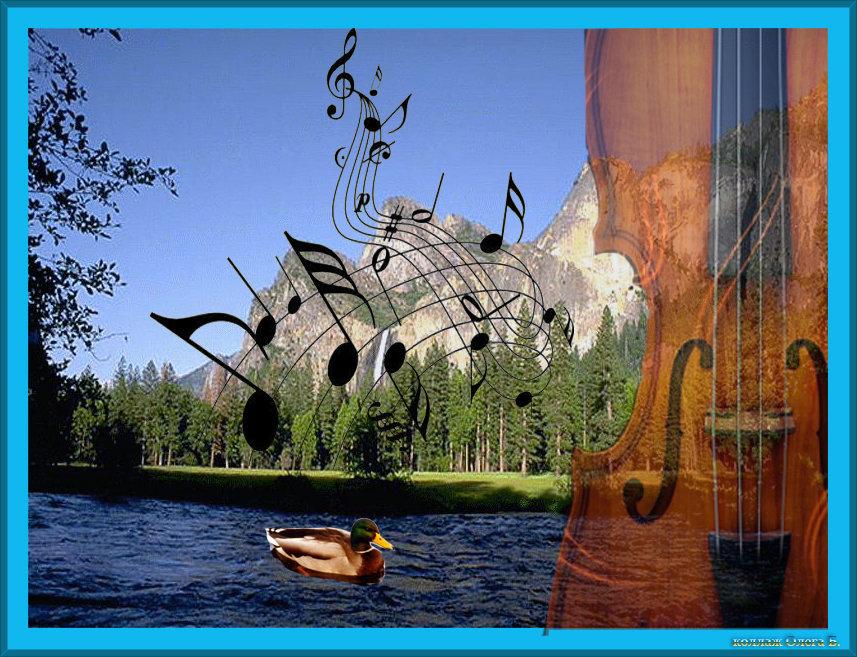 Надписью его, музыка в природе картинки для детей