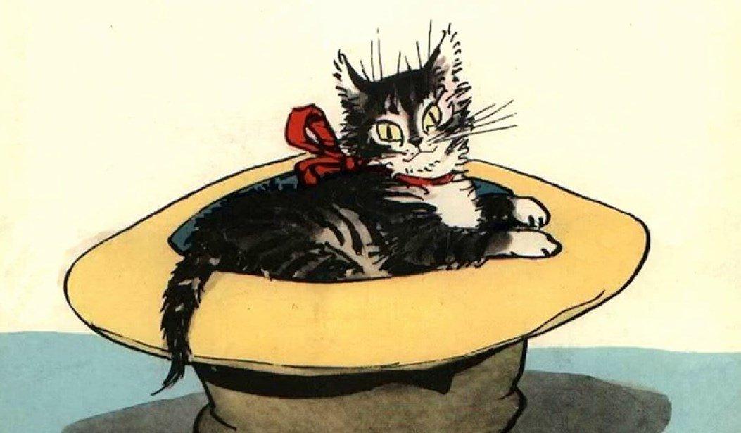 Картинки из сказки носова живая шляпа