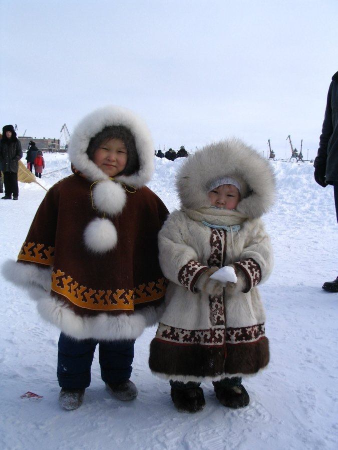 это картинки одежда севере оспаривания