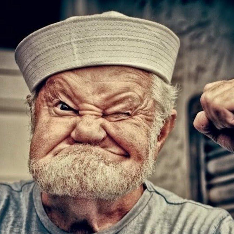 Летней, картинки смешные дедушек
