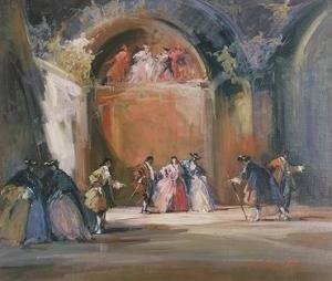 Вольфганг Амадей Моцарт - Дон Жуан, или Наказанный развратник - видео, либретто на русском языке