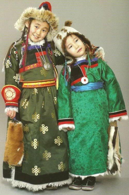 национальная бурятская одежда картинки для смело можно