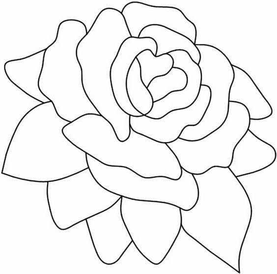 картинки с изображением цветов для вырезания