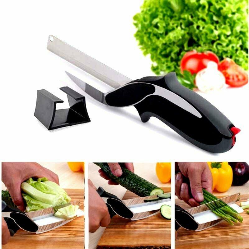 Умный нож Clever Cutter в Кременчуге