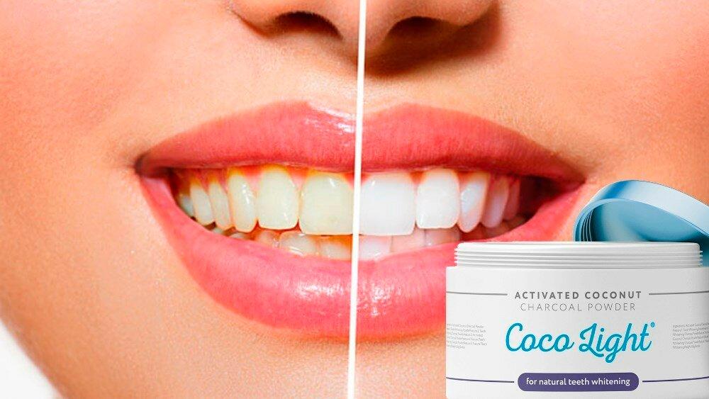 Coco Light для отбеливания зубов в Нефтекамске