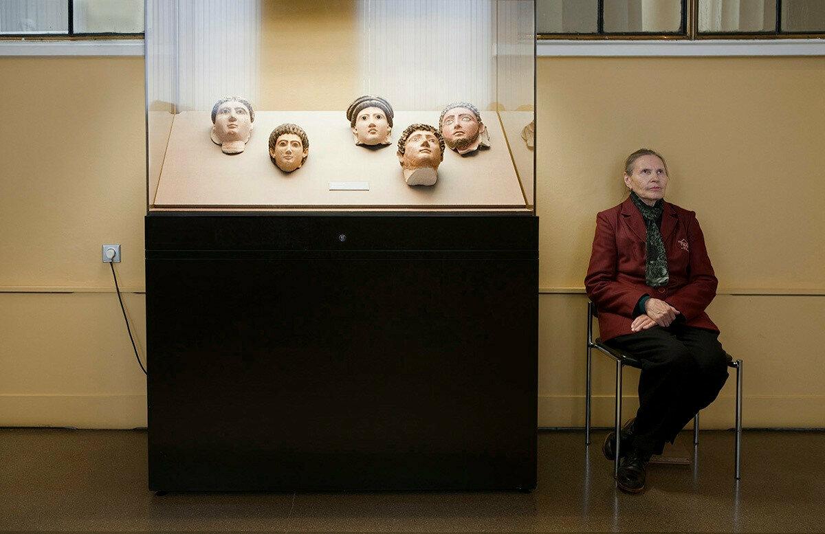 Музей викингов лофотр фото