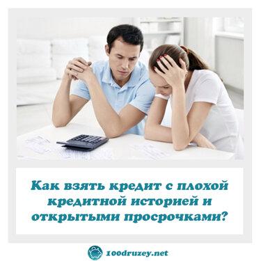 получить кредит с плохой кредитной историей и просрочками в нижнем новгороде онлайн