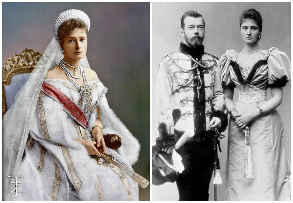 жены русских королей фото всей спальне были