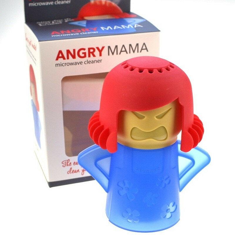 Очиститель микроволновки Angry Mama в Омске