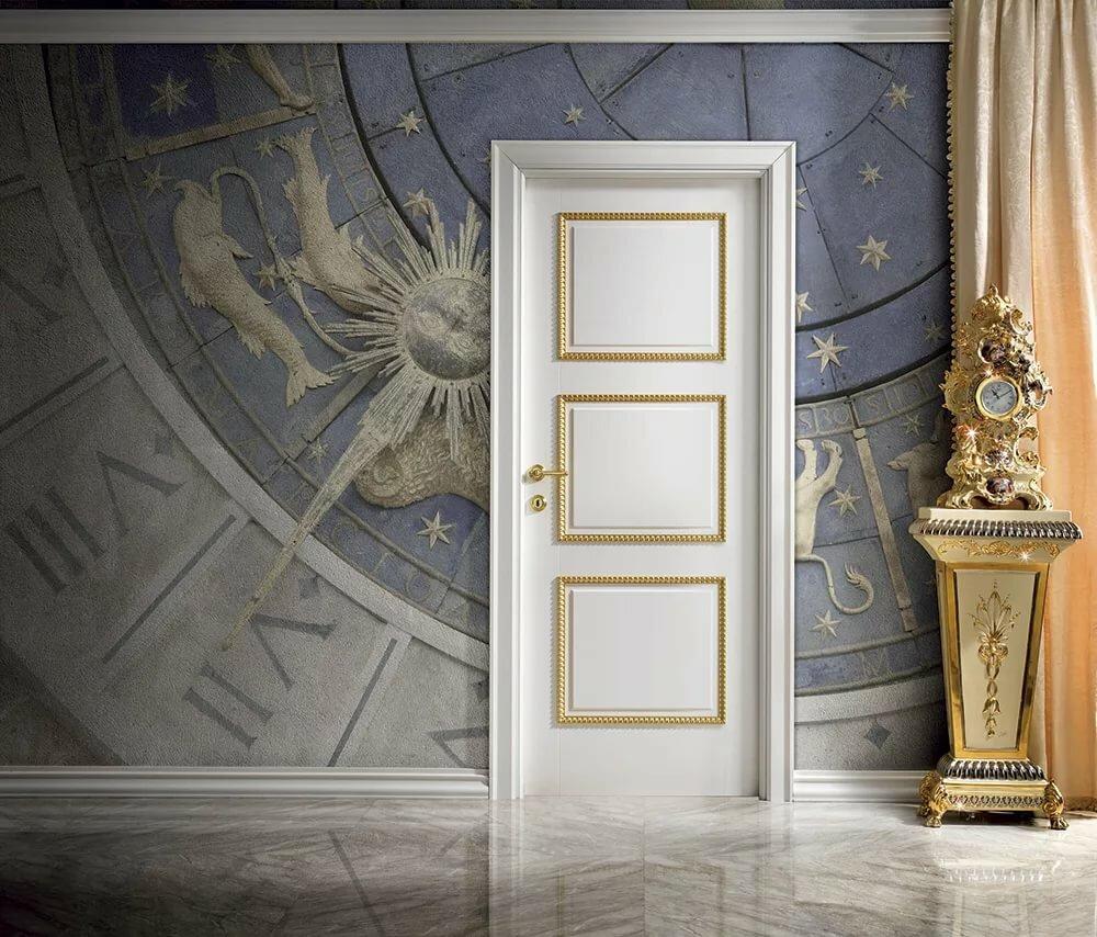 дизайнерская картинка двери для беспокойства становится