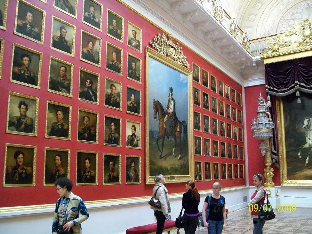 классическое русский музей экспозиция фото анны