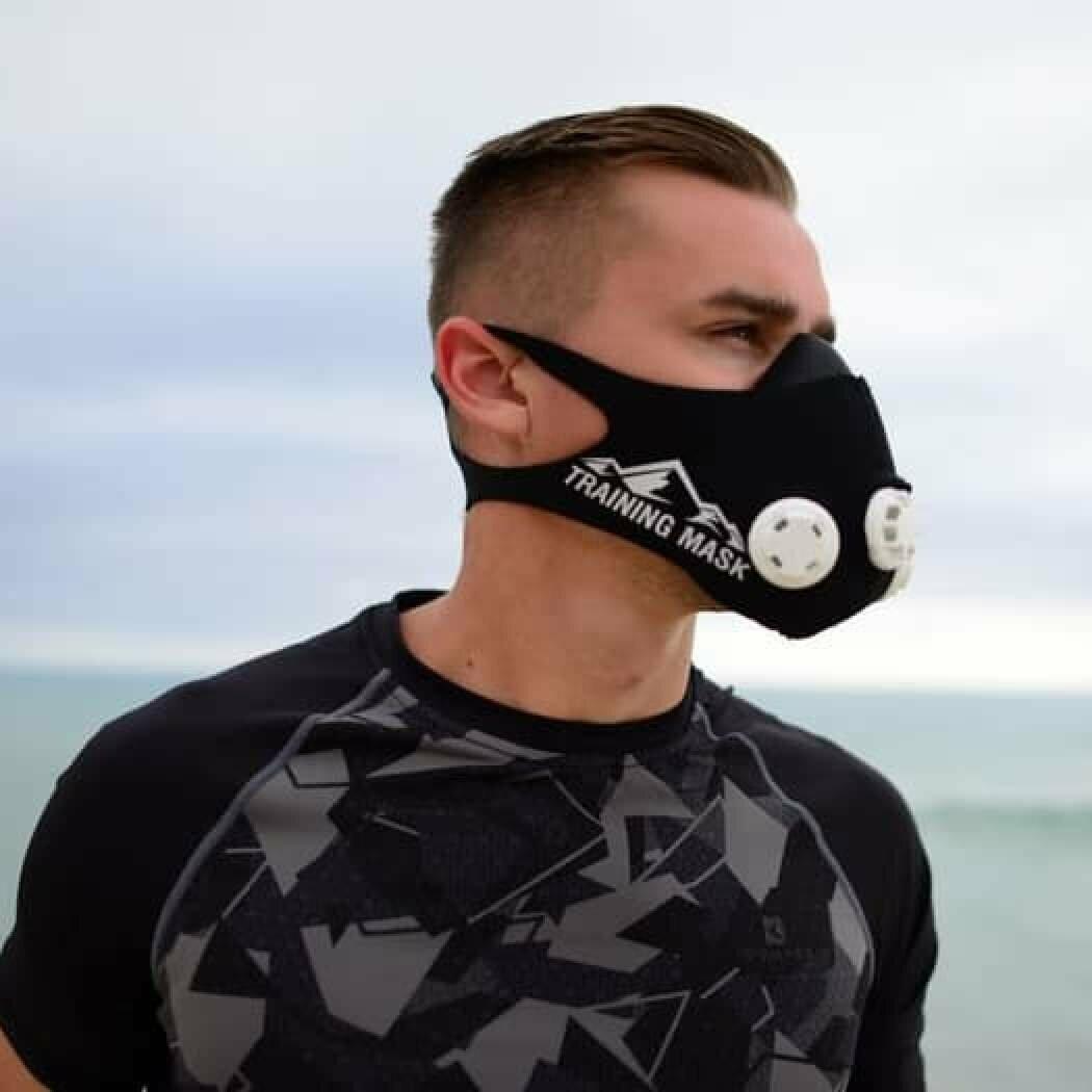 Аэробная тренировочная маска в Запорожье
