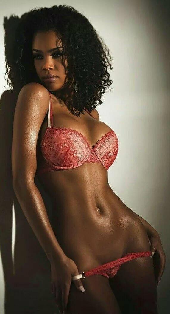 Hot half black girls