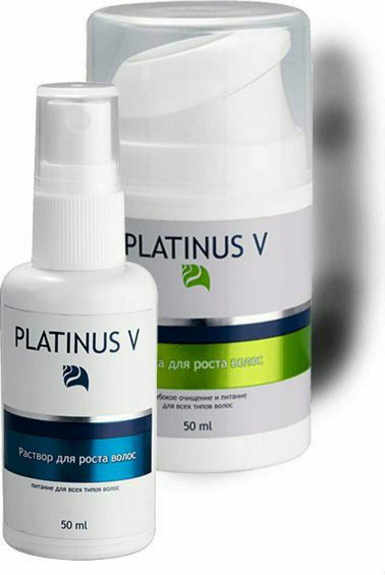 Platinus V Professional для роста волос