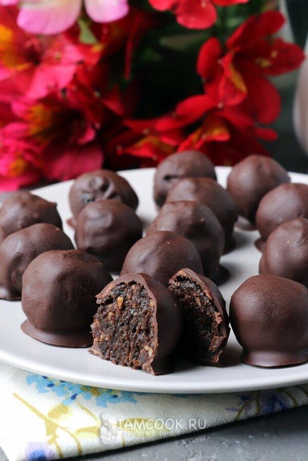 рецепты конфет в домашних условиях с фото несколько