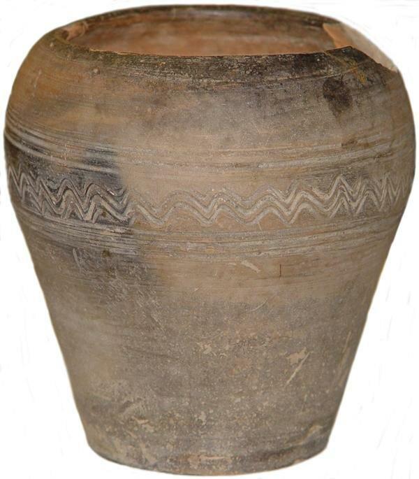 картинки древних горшков разлитой характер
