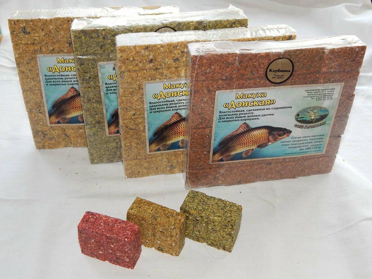 Кукурузный жмых для рыбалки