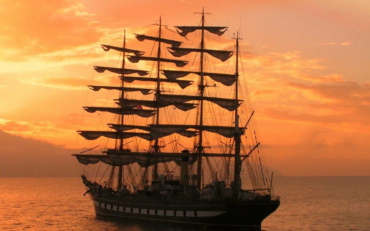 картинки корабли парусные корабли знаю, как