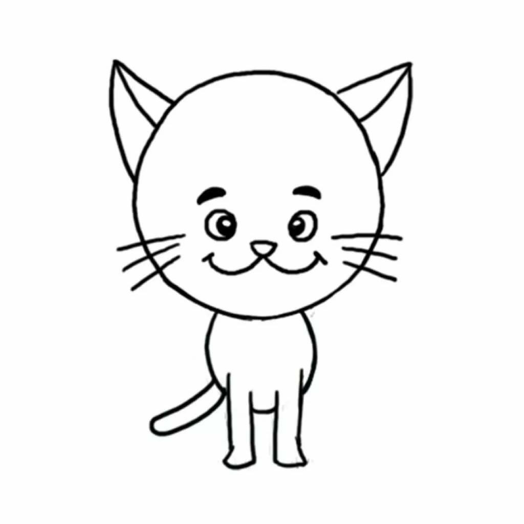 рисунок маленьких котят россияне этом