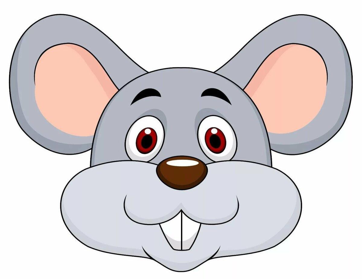 Голова мышки картинка