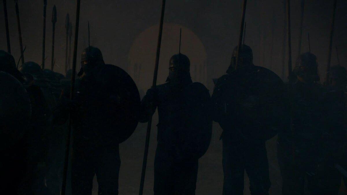 3-я серия 8 сезона «Игры престолов». Мои впечатления
