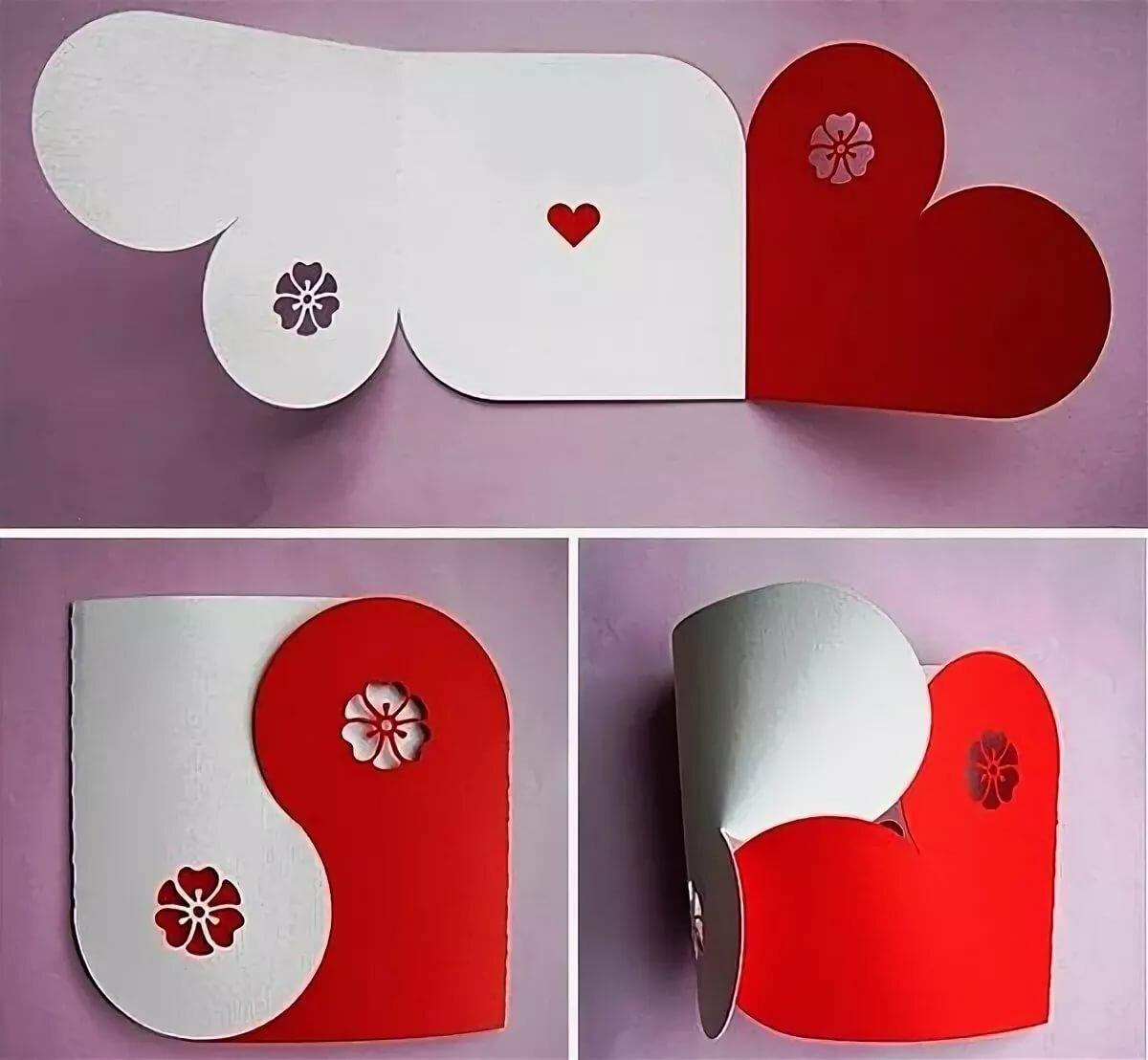 Валентинки как открытки